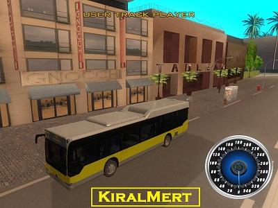 Euro truck simulator setra bus travego 17 shd remade gezginler indir