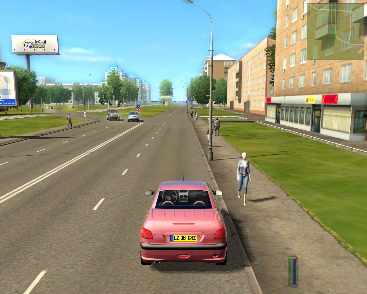 city car driving v1.2 peugeot City Car Driving Sistem Gereksinimleri