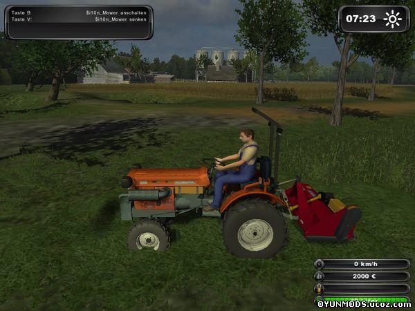 Garden Tractor Bah E Trakt R Trakt R Farming